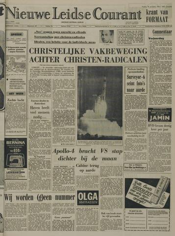 Nieuwe Leidsche Courant 1967-11-10