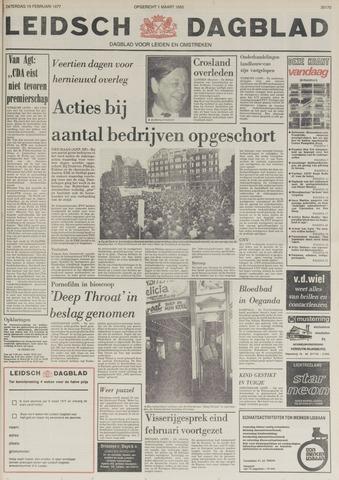 Leidsch Dagblad 1977-02-19