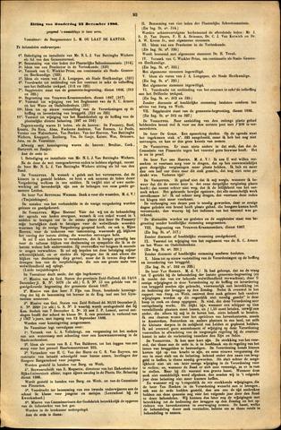 Handelingen van de Raad 1886-12-23