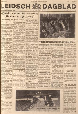 Leidsch Dagblad 1949-08-25