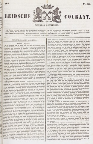 Leydse Courant 1876-09-02