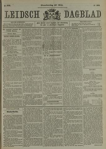 Leidsch Dagblad 1909-05-27