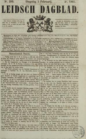 Leidsch Dagblad 1861-02-05