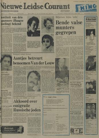 Nieuwe Leidsche Courant 1974-10-19