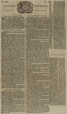 Leydse Courant 1805-01-21