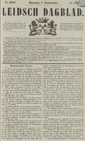 Leidsch Dagblad 1866-09-03