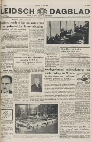 Leidsch Dagblad 1955-05-13
