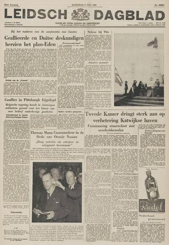 Leidsch Dagblad 1955-07-02