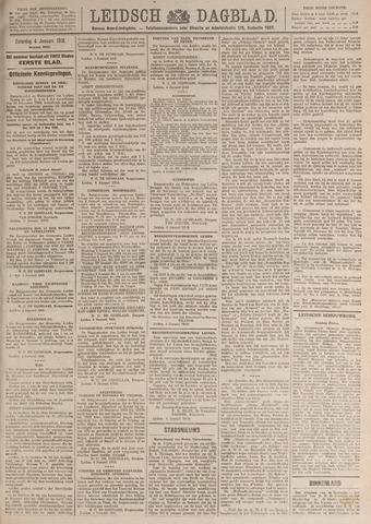 Leidsch Dagblad 1919-01-04