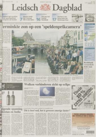 Leidsch Dagblad 1999-08-11