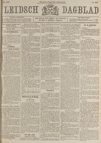 Leidsch Dagblad 1916-01-20