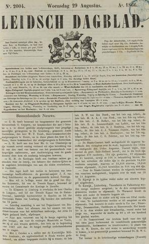 Leidsch Dagblad 1866-08-29