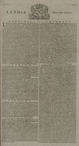 Leydse Courant 1725-03-05