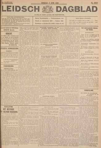 Leidsch Dagblad 1928-06-05