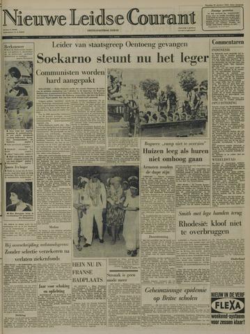 Nieuwe Leidsche Courant 1965-10-12
