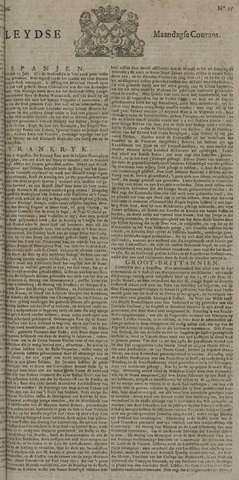 Leydse Courant 1722-08-10