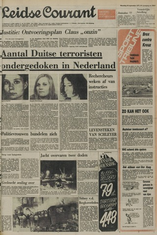 Leidse Courant 1977-09-26