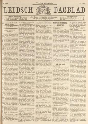 Leidsch Dagblad 1915-04-23