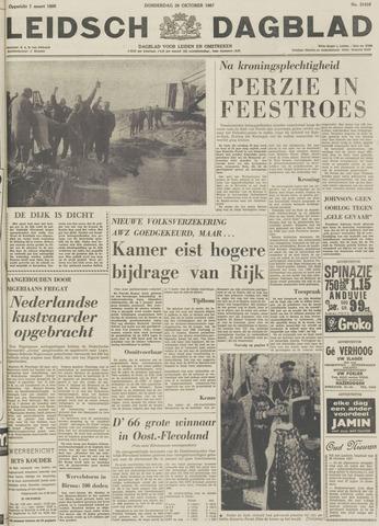 Leidsch Dagblad 1967-10-26