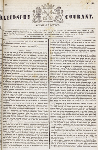 Leydse Courant 1879-10-08