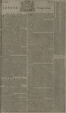 Leydse Courant 1749-12-19
