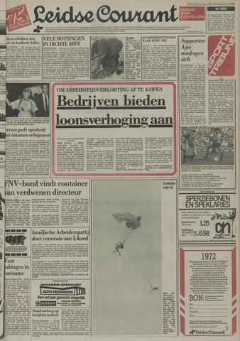 Leidse Courant 1984-08-20
