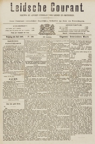 Leydse Courant 1887-07-22