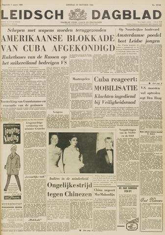 Leidsch Dagblad 1962-10-23