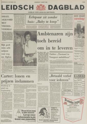 Leidsch Dagblad 1978-10-25