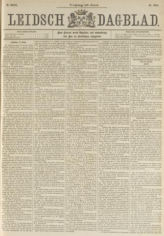 Leidsch Dagblad 1894-06-15