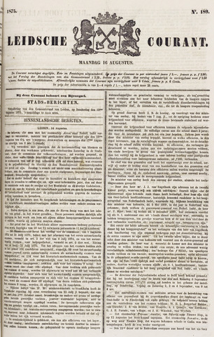 Leydse Courant 1875-08-16