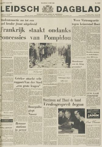 Leidsch Dagblad 1968-05-13