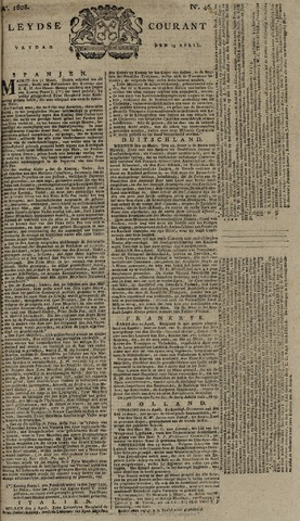 Leydse Courant 1808-04-15