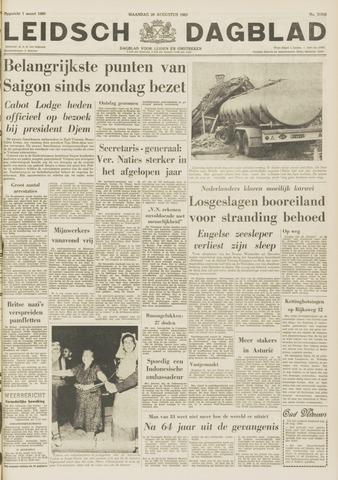 Leidsch Dagblad 1963-08-26