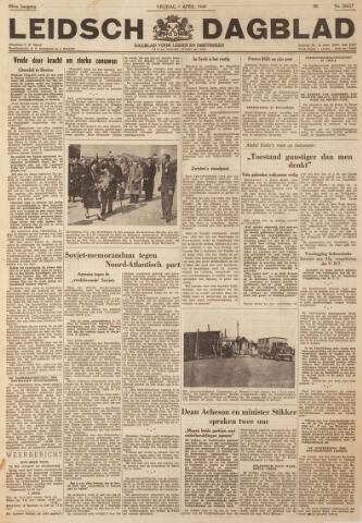 Leidsch Dagblad 1949-04-01