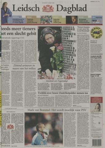 Leidsch Dagblad 2005-04-27