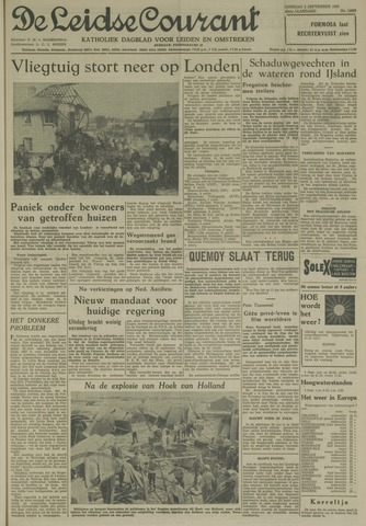Leidse Courant 1958-09-02