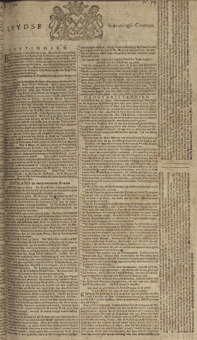 Leydse Courant 1760-07-02
