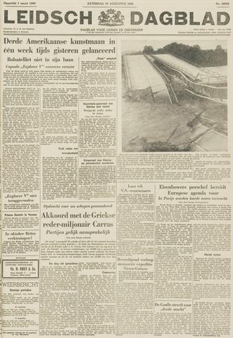 Leidsch Dagblad 1959-08-15