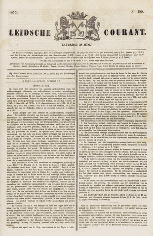 Leydse Courant 1873-06-28