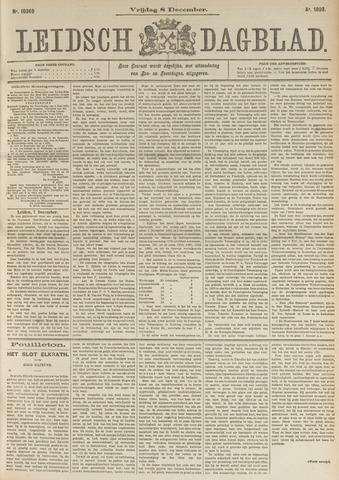 Leidsch Dagblad 1893-12-08
