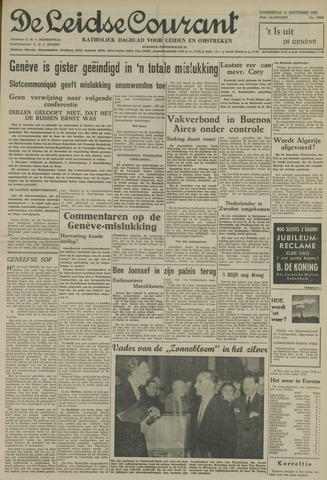 Leidse Courant 1955-11-17