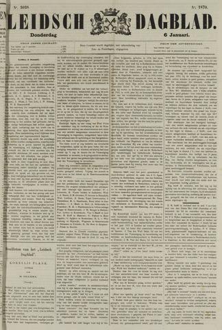 Leidsch Dagblad 1870-01-06
