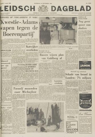 Leidsch Dagblad 1966-09-24