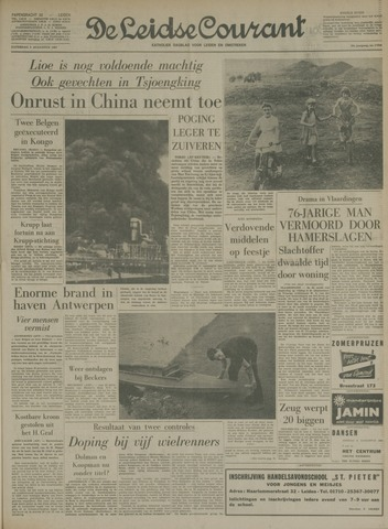 Leidse Courant 1967-08-05