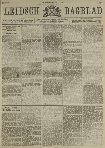 Leidsch Dagblad 1911-07-20