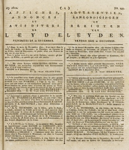 Leydse Courant 1812-12-11