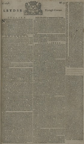 Leydse Courant 1748-04-26