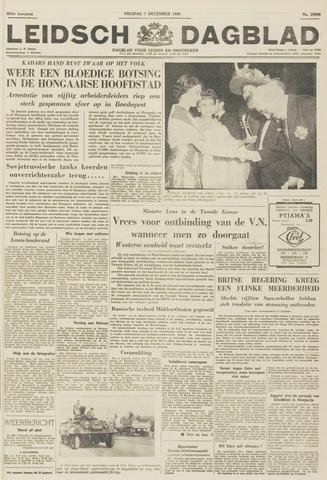 Leidsch Dagblad 1956-12-07