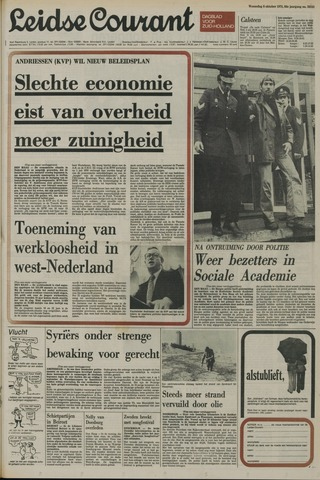 Leidse Courant 1975-10-08